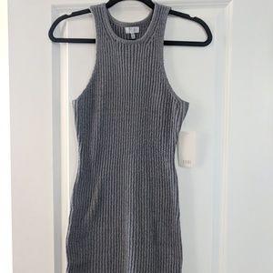 Knitter Sweater Tank Dress